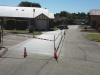 Aug 15: Remove old driveway section and replace, Wynnum